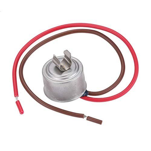 Price comparison product image DRELD 4387503 Refrigerator Defrost Thermostat,  Replaces WP4387503 343917 61002113 PS11742474 AP6009317,  Compatible with Whirlpool,  Kenmore,  Sears
