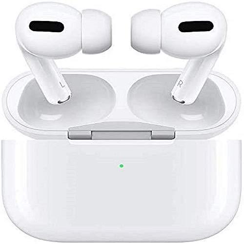 Nuovi Auricolari Bluetooth 5.0V Riduzione Attiva Del Rumore Auricolare in Cuffia Wireless Auricolari Audio Stereo 3D AirPods Con Custodia Di Ricarica Rapida Per iPhone/Huawei/Samsung Cuffie In-Ear