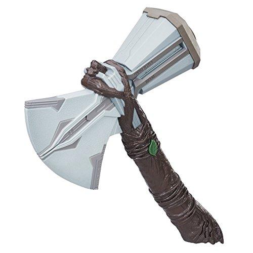 Hasbro E0617EU4 Thor Hammer, Verkleidung