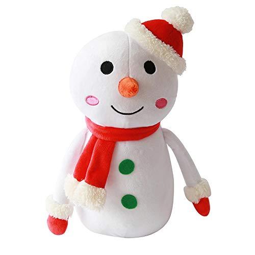 CPFYZH Jultomten ren gosedjur gosedjur älg snögubbe 100 cm