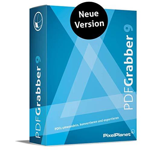 PdfGrabber 9 Professional Doppelpack