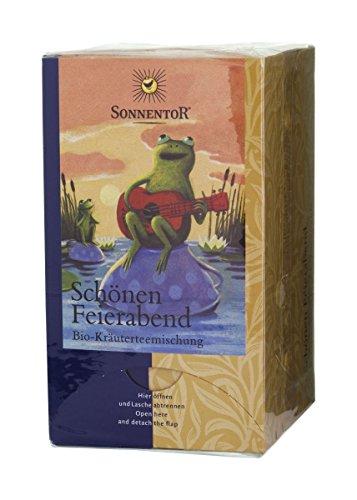 Sonnentor Schöner-Feierabend-Kräutertee im Beutel (27 g) - Bio