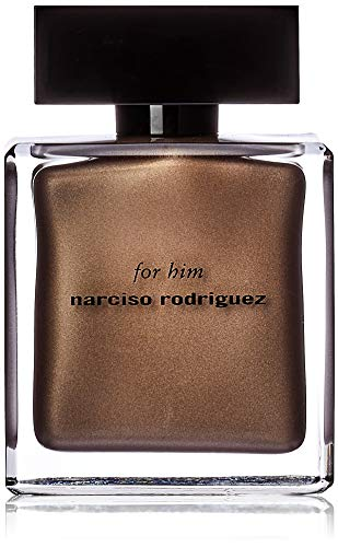 Narciso Rodriguez Musc Eau De Parfum Spray for Men, 3.4 Ounce