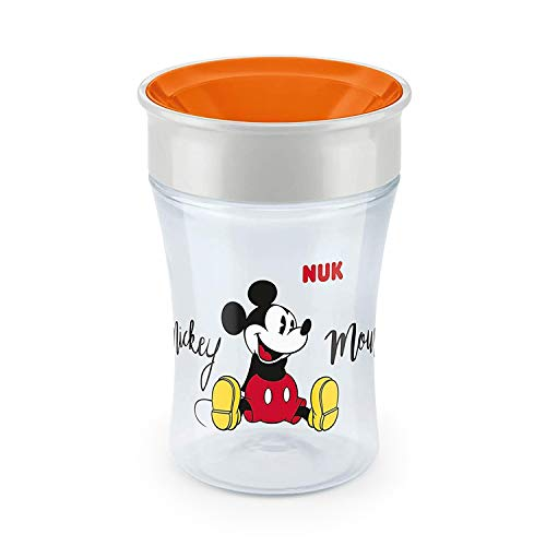 Copo Antivazamento 360° Disney Magic Cup 230 ml Neutral - NUK, Colorido