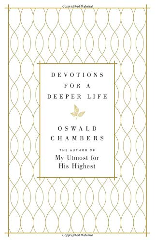 Best oswald chambers books for 2020