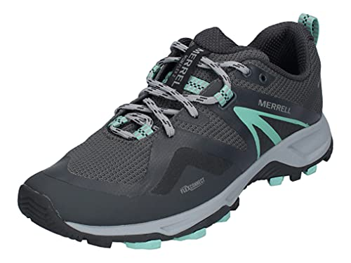 Merrell MQM Flex 2 GTX, Zapatillas de Trail Running Mujer, Rock/Wave, 38 EU