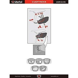 ZEFAL Z-Light Pack M Bolsa Porta-Cámaras, Unisex Adulto, Negro