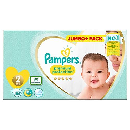 Pampers 81686982 Premium Protection windeln, weiß