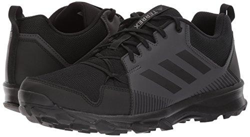 adidas outdoor Men's Terrex Tracerocker Trail Running Shoe, Utility Black, 11.5 D US