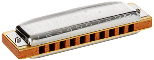 Hohner Blues Harp Harmonica, Key of A