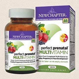 Perfect Prenatal 96 Tablets Brand: NewChapter
