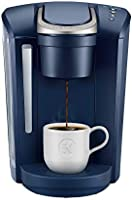 Keurig K-Select Coffee Maker, Single Serve K-Cup Pod Coffee Brewer, With Strength Control and Hot Water On Demand, Matte...
