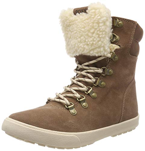 Roxy Anderson - Lace-Up Boots for Women - Schnürstiefel - Frauen