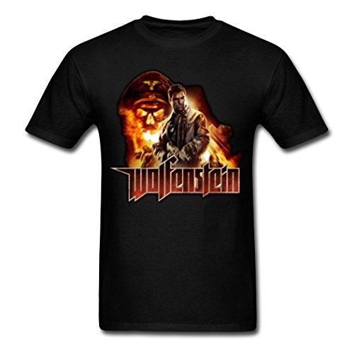 Fantastic Wolfenstein Gaming 2009 Herren's T-Shirt X-Large