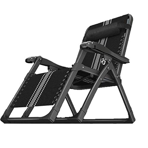 Chaise pliante Maison Balcon Loisirs Pause Siesta Lit Chaise multifonction
