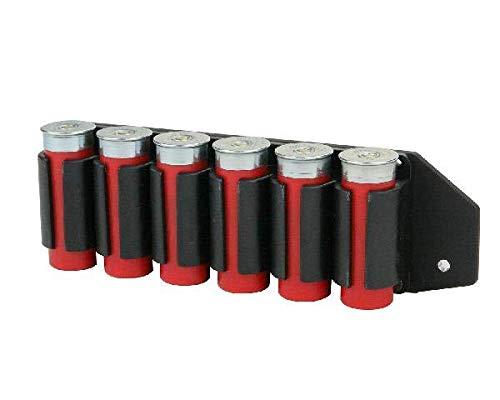 TacStar 6 Shot Sidesaddle Black