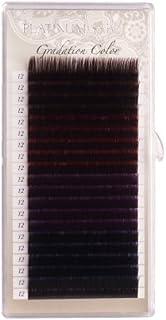 プラチナセーブル グラデーションカラーラッシュ 0.20mm Cカール 7mm