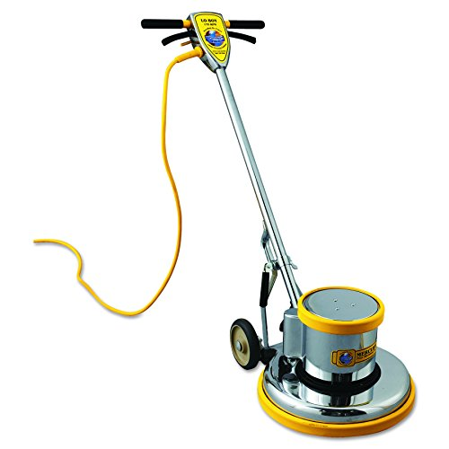 Mercury L-17E Lo-Boy Floor Machine, 17' Apron, 1.5 HP Motor, 175 RPM Brush Speed