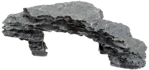 Trixie 8860 Felsplateau, 19 cm Terrarium Deko