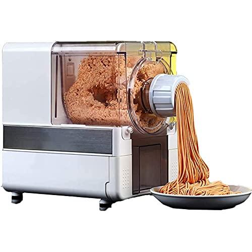 HAOGUO Máquina de Pasta Completamente automática, Mezcla de Masa casera Fresca, pequeña...