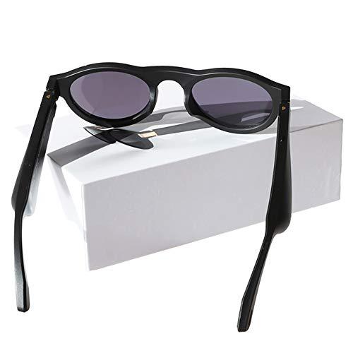 HAJZF Bluetooth Gafas De Sol, Abierto Audio Direccional Inteligente Lentes Música Que Escucha De La Canción Voice Call Gafas De Sol con Protección UV UV400