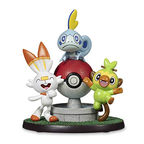 Pokémon Center: The Galar Journey Begins Figure image