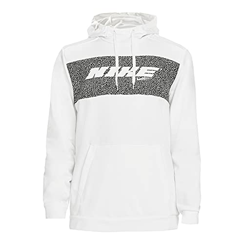 Nike CZ1484-100 M NK DRY HD PO FLC SC ENERGY Felpa Uomo white/(white) S