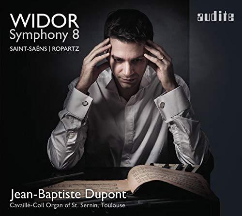 Widor: Organ Symphony Nr. 8 (Cavaillé-Coll-Orgel, St. Sernin, Toulouse)