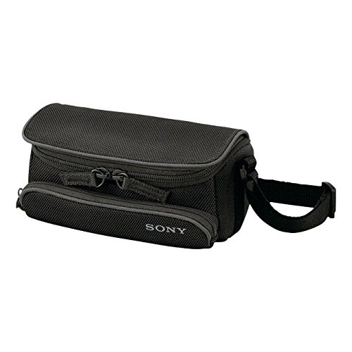 Sony LCS-U5 Custodia Morbida per Videocamere Handycam, nero