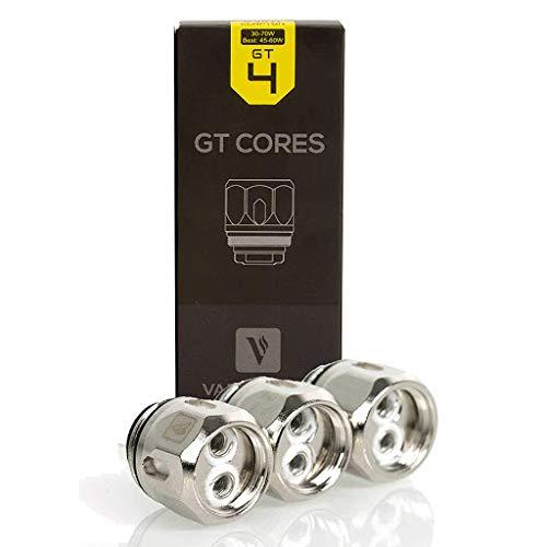3pcs GT4 Core 0.15ohm for Vaporesso SWAG, NRG SE, Revenger, NRG, NRG Mini,Revenger X,Switcher,Switcher LE,Cascade One,Cascade One Plus,Cascade Baby,Cascade Mini,Revenger Mini