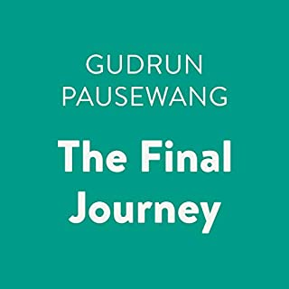 The Final Journey audiobook cover art