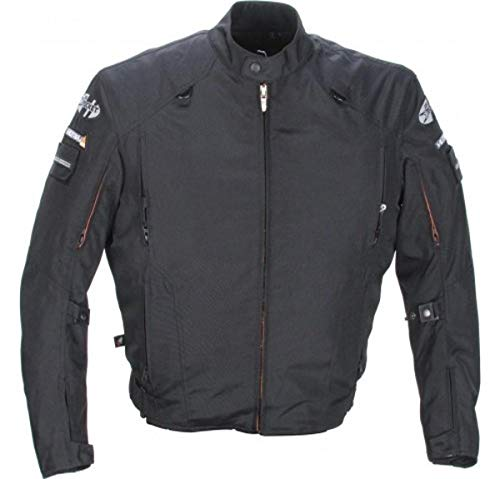 Joe Rocket Recon Military Spec Jacke für Herren, Schwarz, XXX-Large
