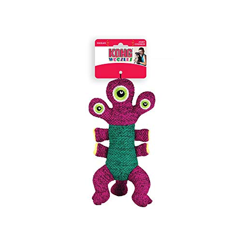 KONG Woozles Pink Medium
