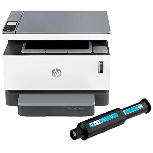 Impresora Multifuncional HP Neverstop Laser 1200W. La 1ra. en el mundo con Tanque de Tóner