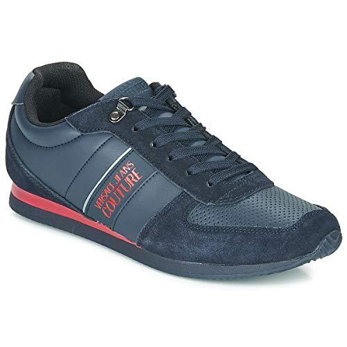 Versace Jeans EOYUBSA1 Sneaker Herren Marine - 45 - Sneaker Low