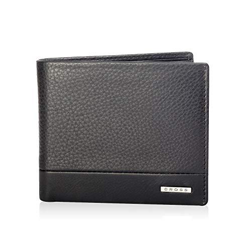 Cross Black Leather Men's Wallet (AC068120-1)
