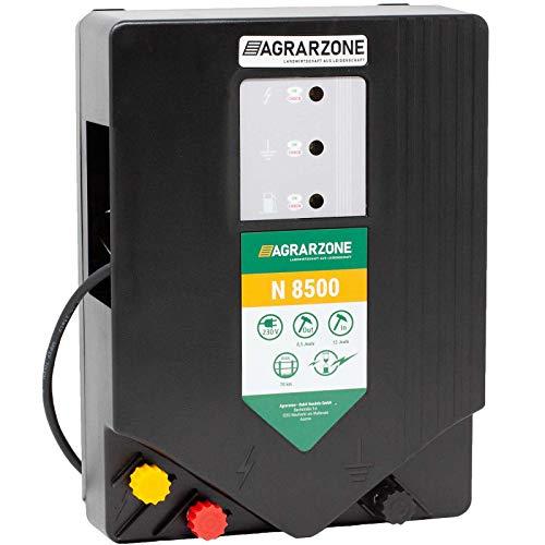 Agrarzone N 8500 - Electrificador de vallas (230 V, 12 julios)