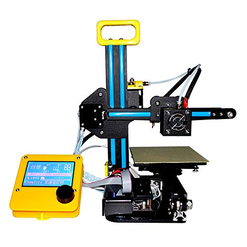 Stampante 3D, CR-7 Desktop Stampante 3D DIY Kit, Dimensioni Di Stampa130*150 * 100Mm, Materiali Di Stampa PLA/ABS/Legno/Gomma Flessibile/Fibra Di Carbonio