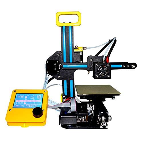 3D Imprimante en Kit DIY Couleur Impression Imprimante 3D De Bureau Grand Taille 130 * 150 * 100Mm