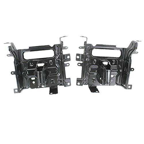 Koolzap For 13-19 Ram 1500 Truck 2-Piece SET Front Bumper Mounting Brace Bracket Left/Right