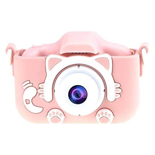Cámara para niños, PZNSPY Mini Digital 12MP Foto Cámara para niños con...