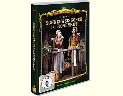 Ostprodukte-Versand.de DVD Schneeweißchen und Rosenrot - Ossi Artikel - für Ostalgiker - DDR Produkte