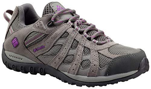 Columbia Women's Redmond Waterproof Low Hiking Shoe, Advanced Traction Technology