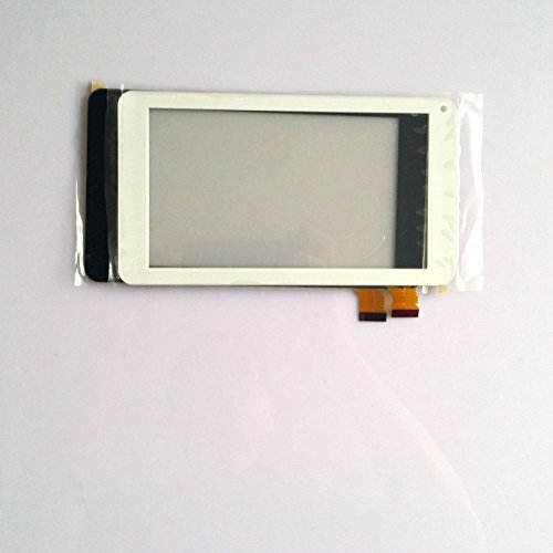 EUTOPING ® Weiße Farbe 7 Zoll Touchscreen - digitizer Alternative für 7