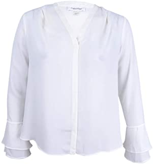6b97b9ed27f5e Amazon.com  Calvin Klein - Tops   Tees   Petite  Clothing