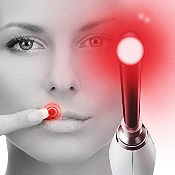 The Luminance RED - Proven Cold Sore Device for Pain Relief and Lip Sore Management