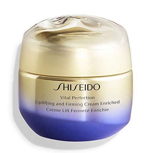 Shiseido Vital Perfection Uplifting & Firming Cream Enriched Gesichtscreme, 75 ml