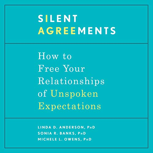 Silent Agreements audiobook cover art