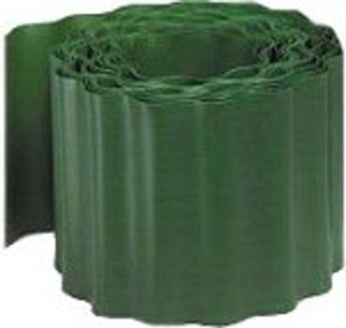 Star 301054 Rasenkante und Beeteinfassung grün 10 cm hoch 9 Meter lang
