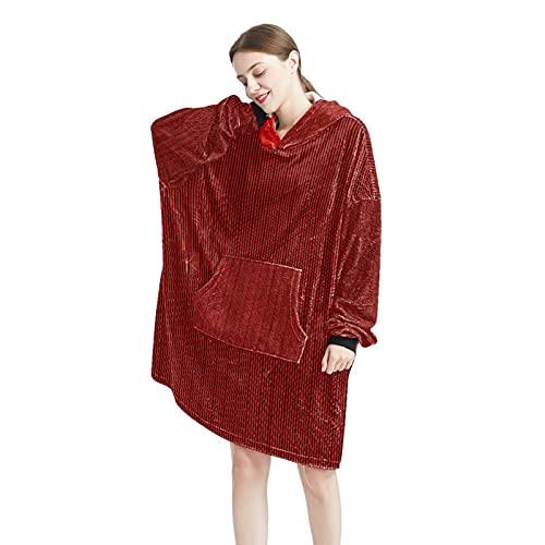 trippy Art - Sudadera con capucha para mujer y hombre, talla única, Color-14, Talla única